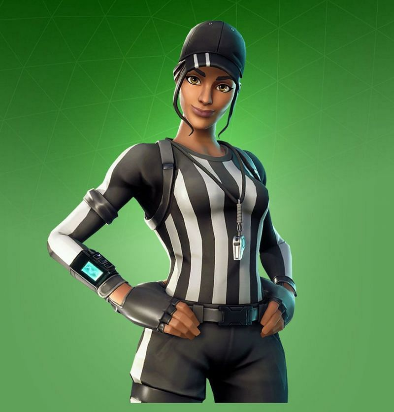 Whistle Warrior (Images via Epic Games)