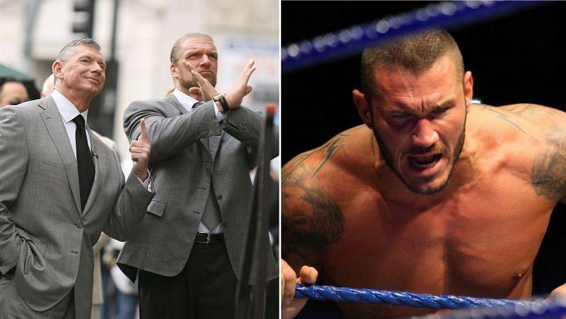 Triple H and Randy Orton have terrible WrestleMania win/loss records
