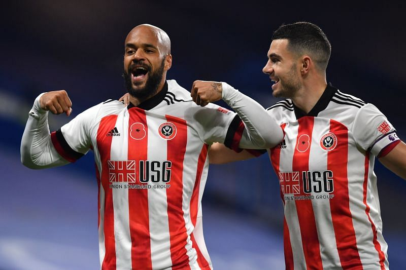 Sheffield United had several good chances to score against Chelsea.