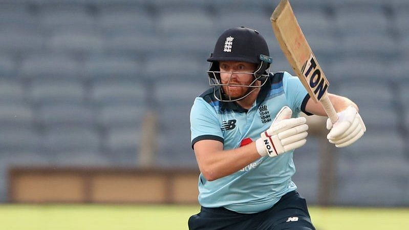 Jonny Bairstow took the attack to the Indian bowlers