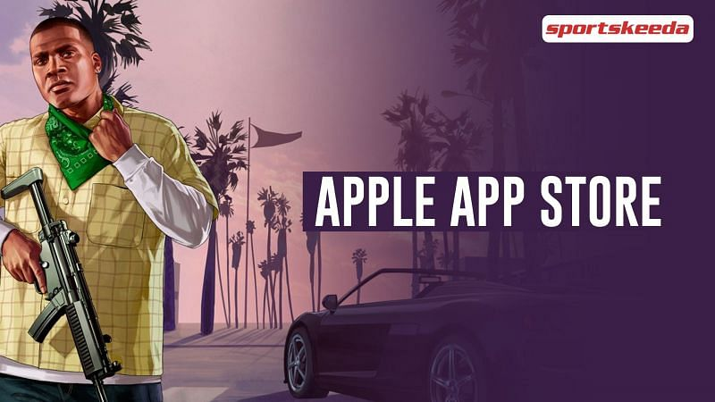 List of GTA games available on the Apple App Store