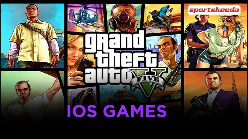 IOS games like GTA 5