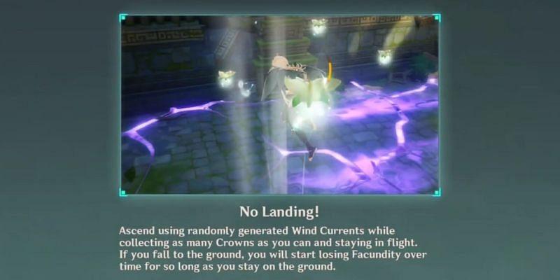 No Landing! (Image via Philly Gaming, YouTube)