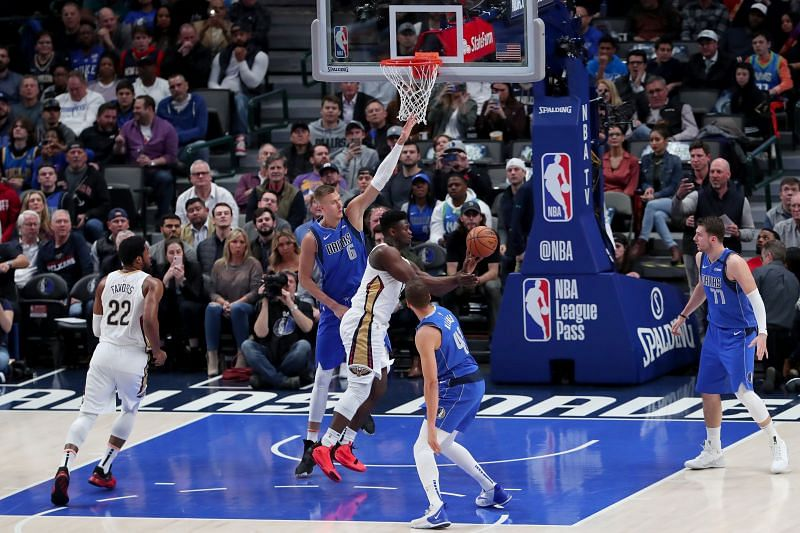 The Dallas Mavericks beat the New Orleans Pelicans in their first meeting of the 2020-21 NBA season