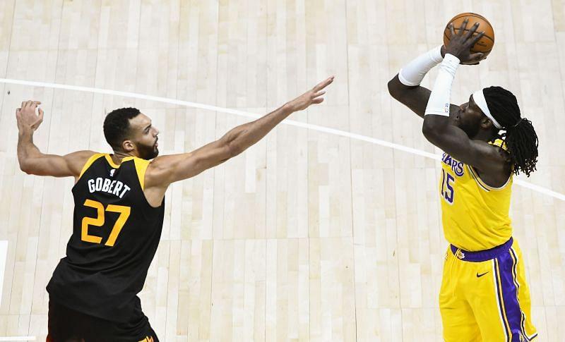 LA Lakers Sixth Man Montrezl Harrell