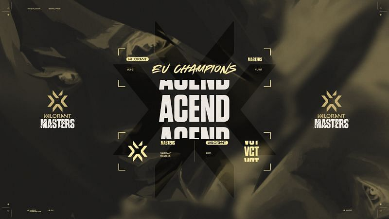 Acend wins Valorant Champions Tour 2021: EU Stage 1 Masters