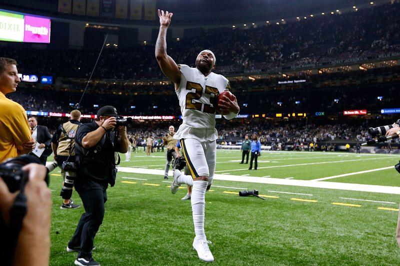 New Orleans Saints CB Marshon Lattimore could be traded this season.