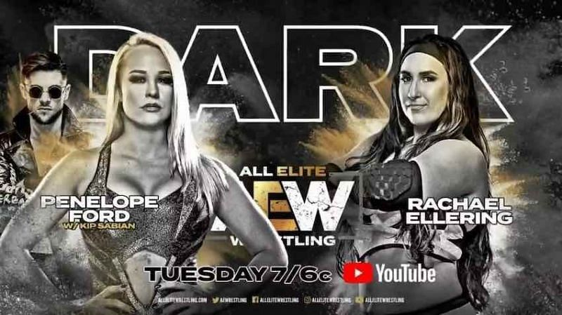 Rachel Ellering has also worked for AEW in the past.