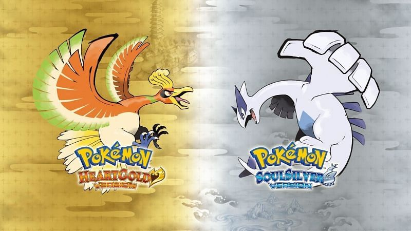 Johto region games (Image via Game Freak)