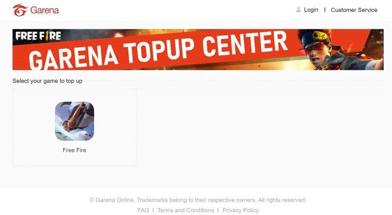 Visite o site oficial da Games Kharido.