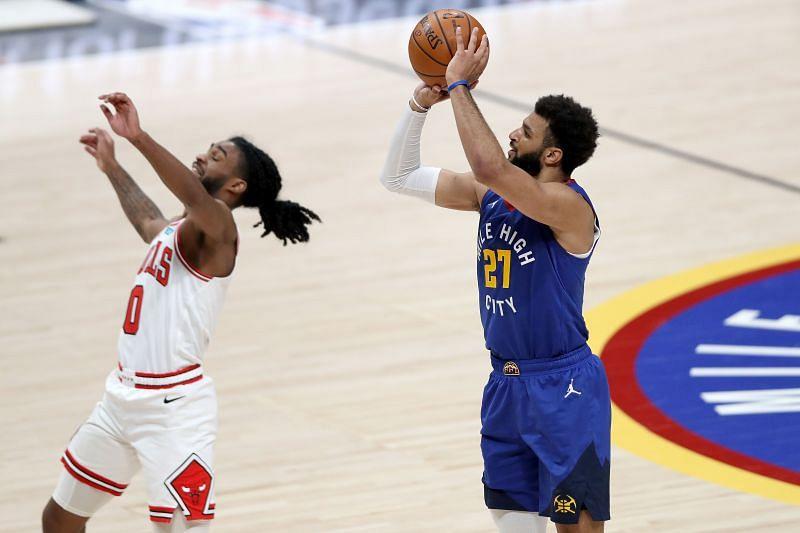 Chicago Bulls v Denver Nuggets