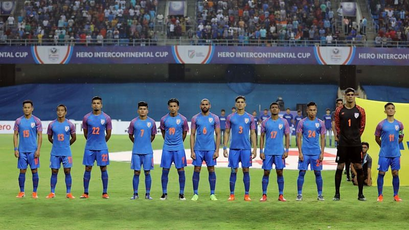 The Indian football team will play two friendlies with Oman and UAE as a part of its preparation for the remainder of the games in the AFC Asian Cup 2023/FIFA World Cup 2022 qualifiers.