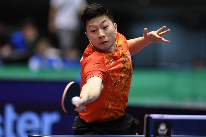 Ma Long is the current Olympic and World Champion.