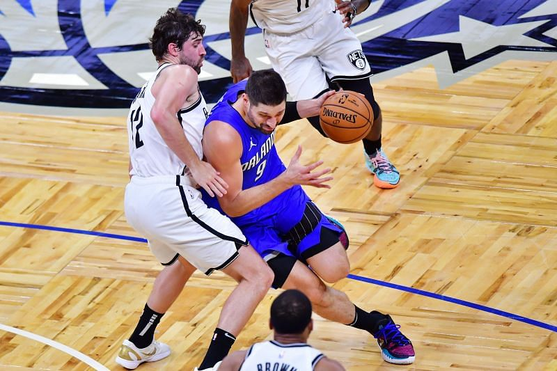 The Orlando Magic battled past the Brooklyn Nets recently.
