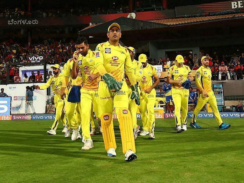 MS Dhoni has led CSK to three IPL titles