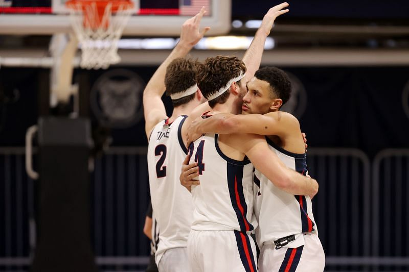 The Gonzaga Bulldogs have reached the Sweet Sixteen six straight times