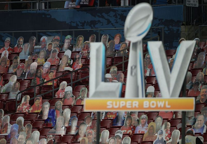 The 2020-21 NFL season concluded with Super Bowl LV