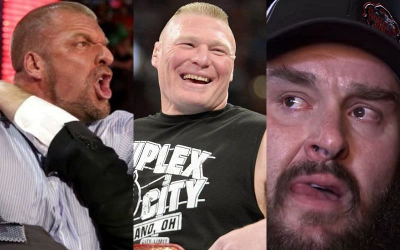 WWE News Roundup: World champion calls out Brock Lesnar, real reason behind heated backstage confrontation involving Triple H, top Superstar overcomes serious injury and more (Mar 8th, 2021) - Sportskeeda