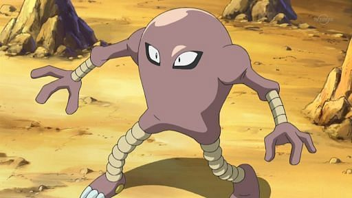 Hitmonlee (Image via The Pokemon Company)
