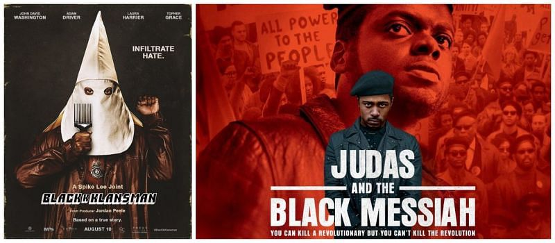 BlacKKKlansman (2018) by Spike Lee and Judas and the Black Messiah (2021) by Shaka King are movies that portray the struggle during the 1960s