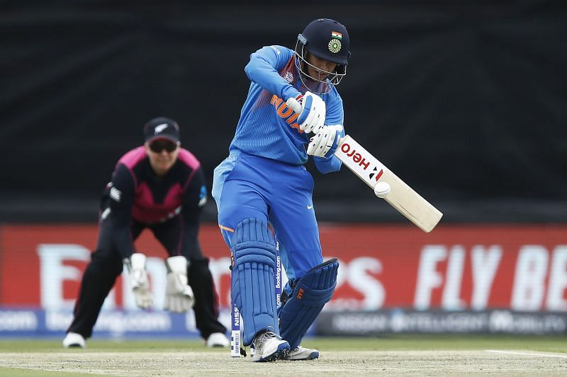 Smriti Mandhana scored a 28-ball 48* in the third T20I against South Africa Women