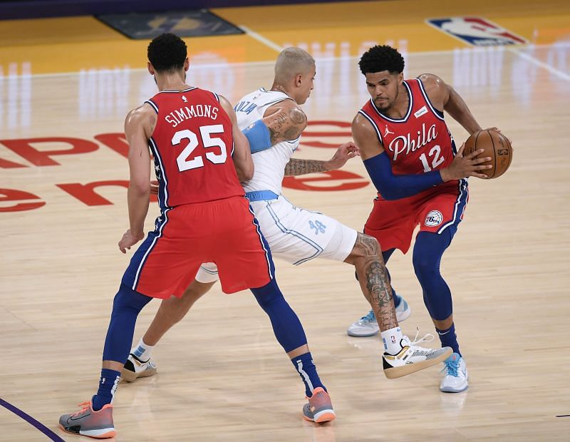 Tobias Harris has had to be Philly