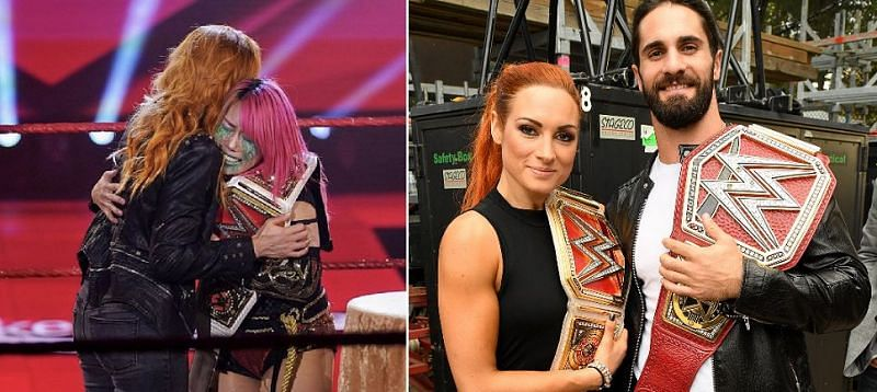 WWE has a number of different options when it comes to bringing Becky Lynch back to TV