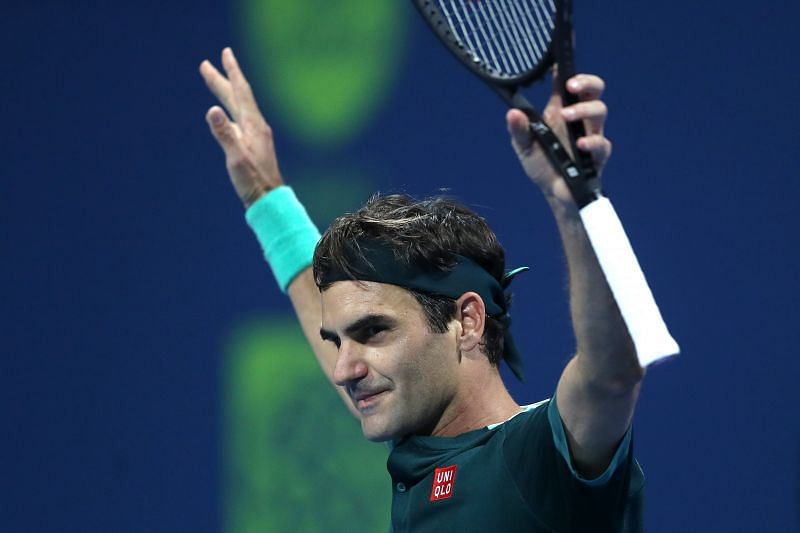 Roger Federer started his comeback on a winning note