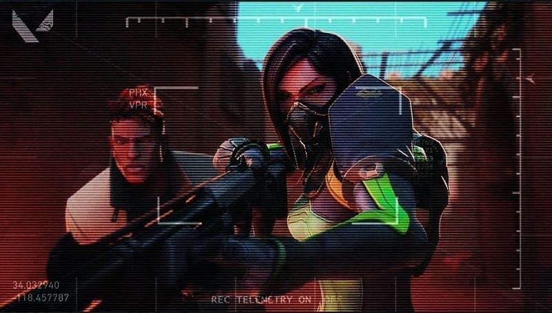 Valorant Protocol agents Image by Riot Games
