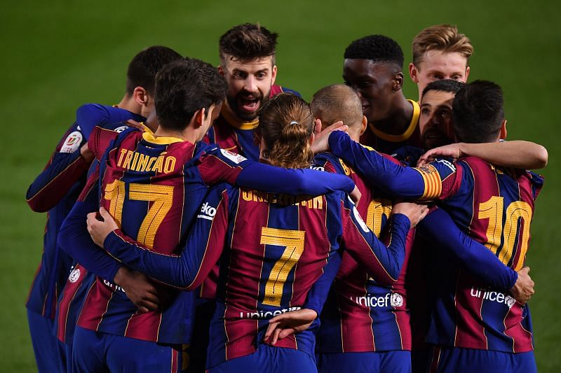 Barcelona will be looking to stage a comeback against PSG in the second leg of their Round-of-16 fixture in the UEFA Champions League