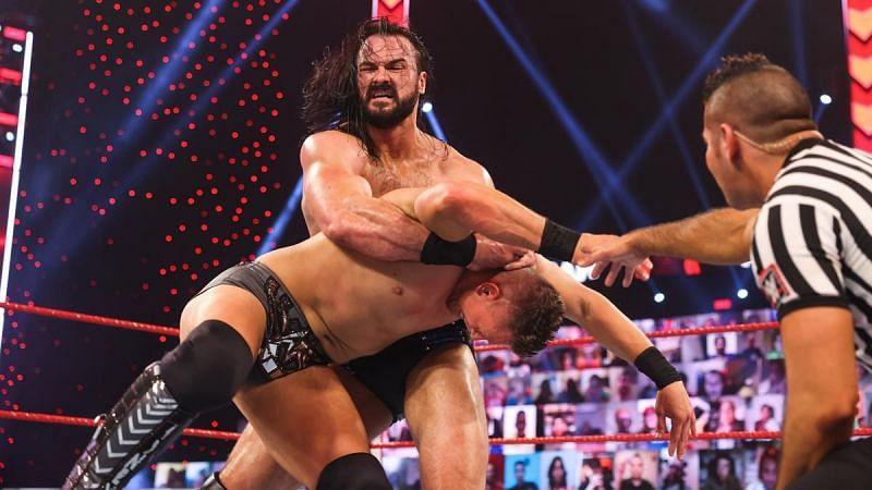 WWE ने Fastlane से पहले हुए Raw के आखिरी एपिसोड में बिल्कुल सही की हैं