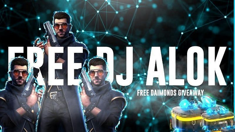 Free DJ Alok in Free Fire (Image credits: Total Gaming YouTube)