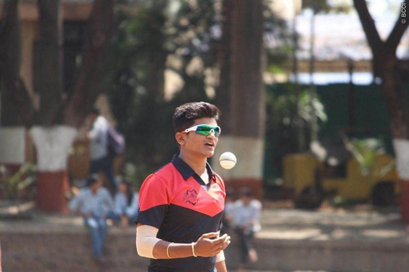 Satyajeet Bachhav certainly believes he is one good season away from grabbing eyeballs.