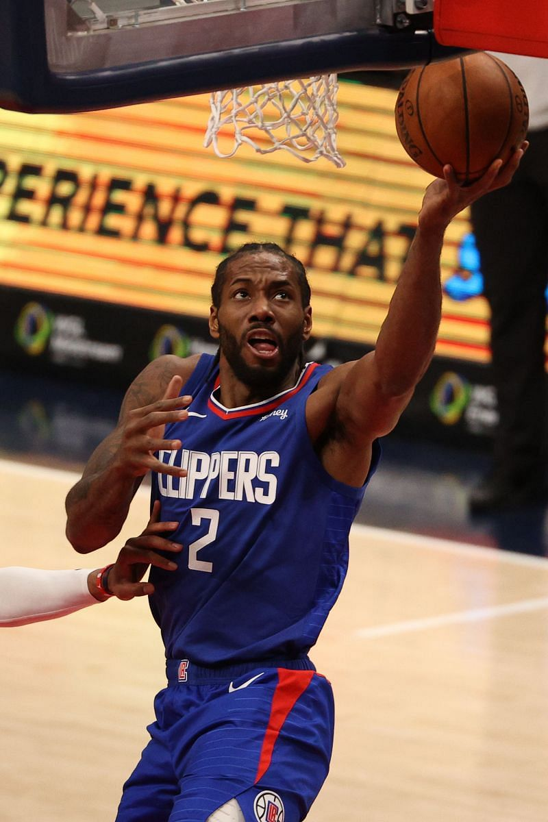 Kawhi Leonard has led the Los Angeles Clippers this season to a 24-14 record