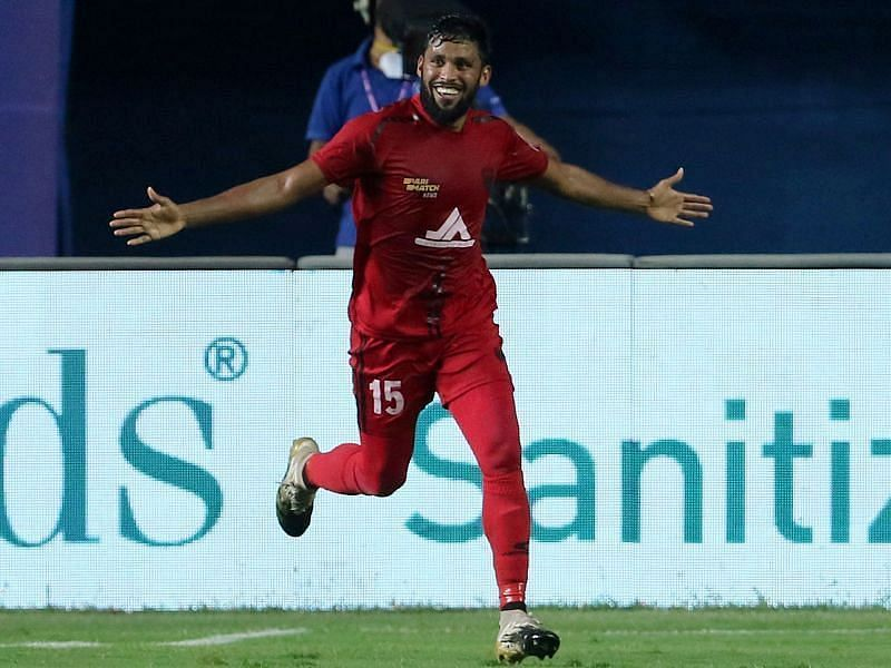 VP Suhair has been one of the bright performers for the Highlanders lately (Courtesy - ISL)