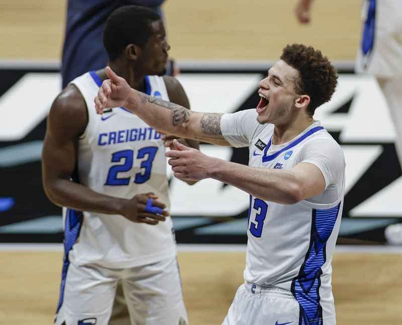 The Creighton Bluejays finished with a 22-8 overall record