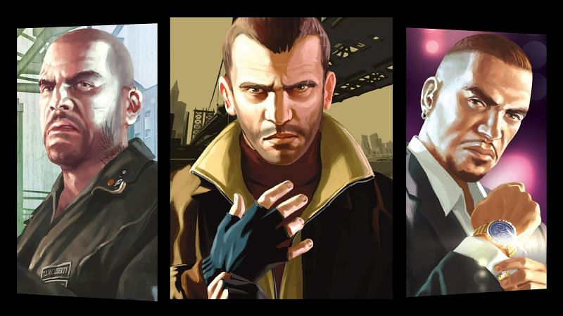 GTA 4 as perhaps the most creatively ambitious game in the series (Image via Rockstar Games)