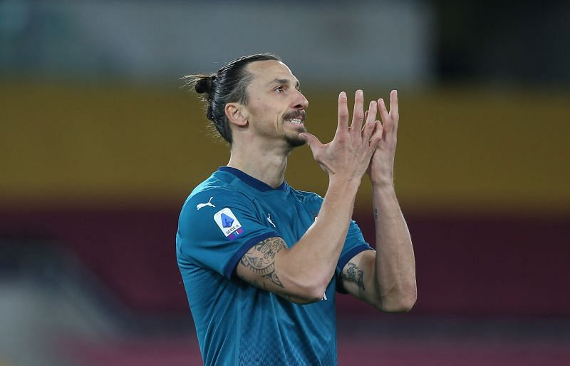 Zlatan Ibrahimovic had a night to forget against AS Roma.