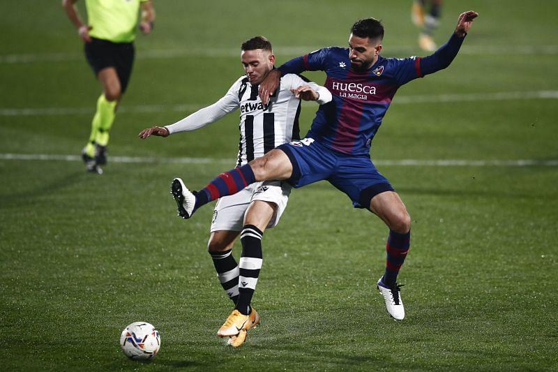 SD Huesca v Levante UD - La Liga