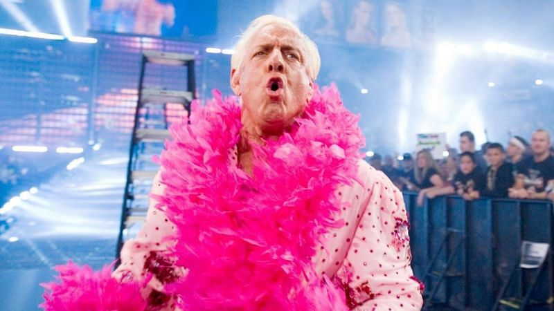 "There are several surprising professional wrestlers that own a victory over ""The Nature Boy"" Ric Flair"