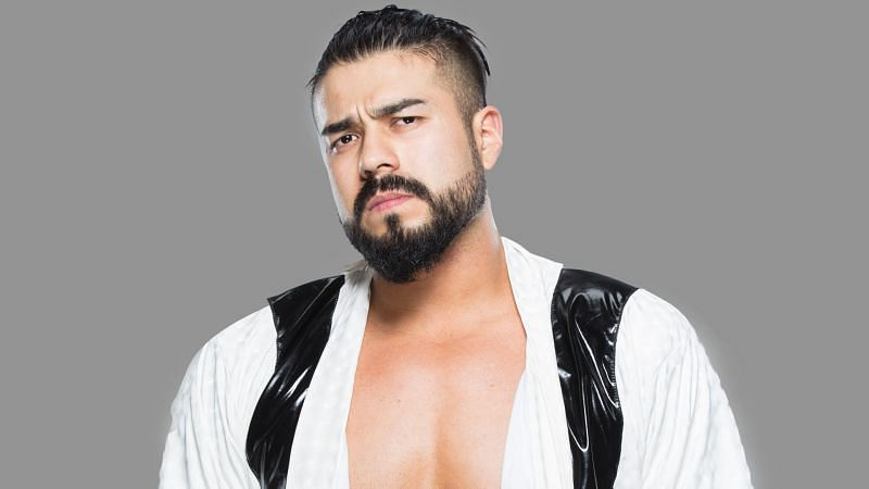 Andrade was recently released by WWE