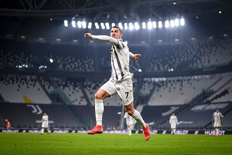 Cristiano Ronaldo was on target again as Juventus secured a hard-fought win against Spezia.