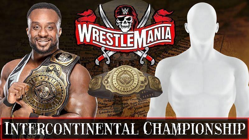 WWE इंटरकॉन्टिनेंटल चैंपियन बिग ई