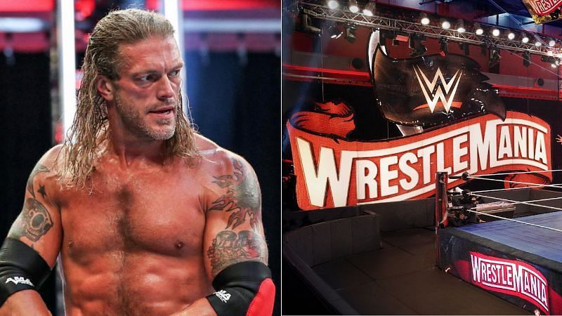 Edge won the 2021 WWE Royal Rumble to earn a World Championship opportunity