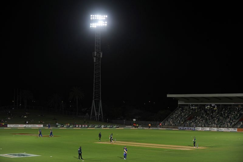 McLean Park will host the 2nd New Zealand vs Bangladesh T20I match