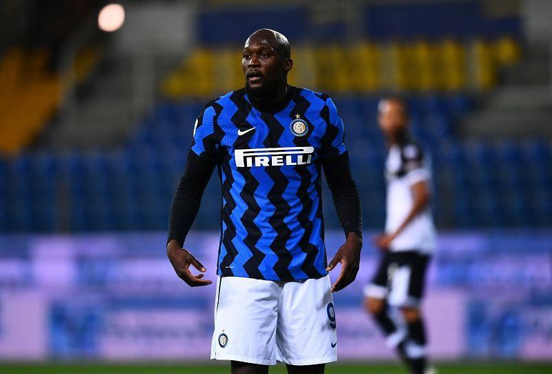 Romelu Lukaku has been in sensational form for Inter Milan this season