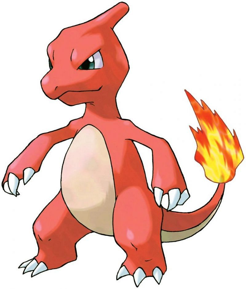 Charmeleon (Image via The Pokemon Company)