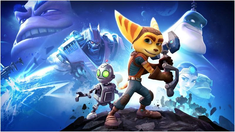 Ratchet & Clank, which is one of the best games in the PS4 library, is now available for free (Image via PlayStation Store)