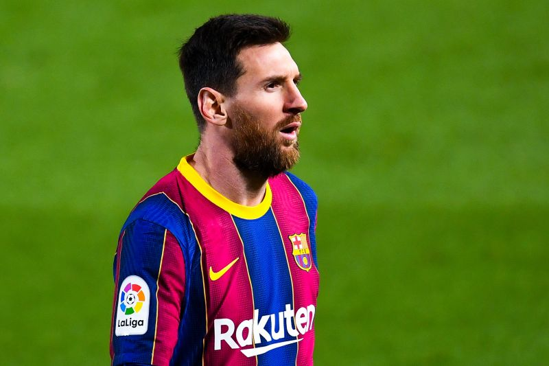 Lionel Messi was set to leave Barcelona in the summer