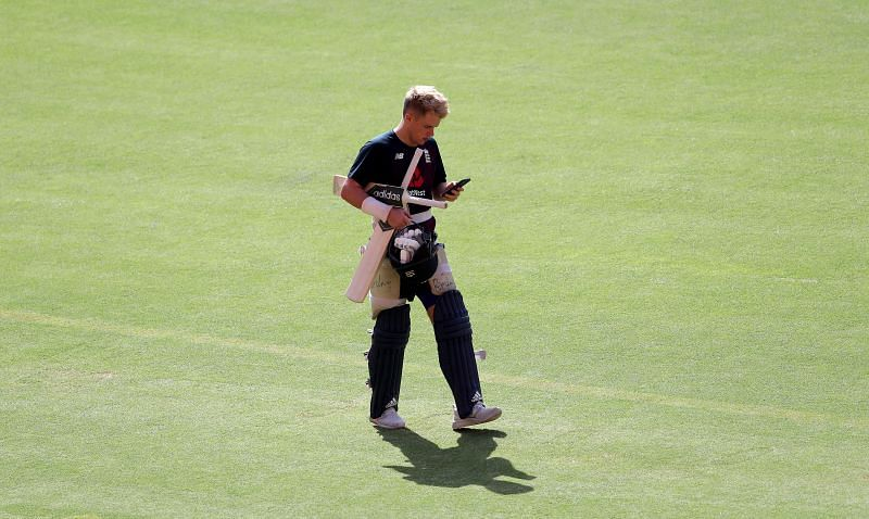 Sam Curran has played eight T20Is for England